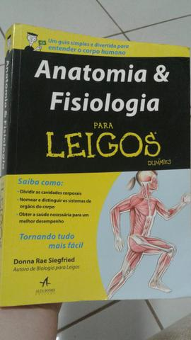 Livro de Anatomia e Fisiologia para LEIGOS