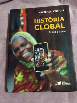 Livro de História - Editora Saraiva