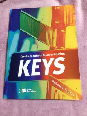 Livro de Inglês - Keys