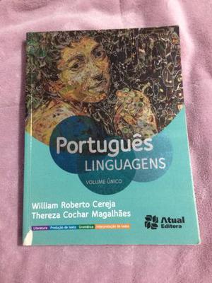 Livro de Português - Atual Editora