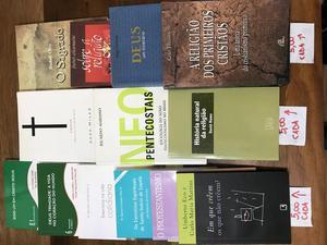 Livros de teologia e Ciência da Religião