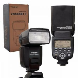 Flash Yongnuo Yn565 Ex Ii Ttl E-ttl Canon - Difusor Brinde