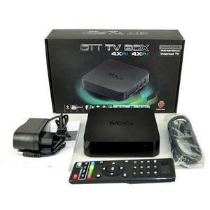 Mxq 4k Transforme Qualquer tv em Smart Rv