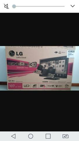 Smart tv lg 42 3d