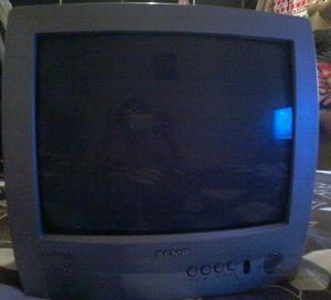 TV de tubo 14 polegadas