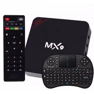 Transforme Sua Tv em Smart TV Ott Box Hevc android 6