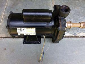Bomba Dancor Modelo CP-6R Centrífuga 1.0 CV de Potência