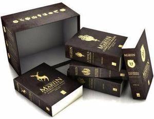 Box - Game of Thrones - As Crônicas de Fogo e Gelo - Pocket