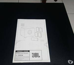 Caixas de som JBL