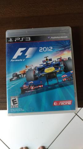 Fórmula 1 Jogo Para PS 3 Original