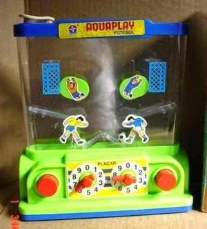Jogo Aquaplay Da Estrela Anos 80 Futebol 1 Raridade