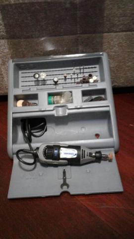 Micro retífica Dremel 110V