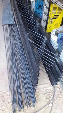 Treliças De ferro U cobertura terraço