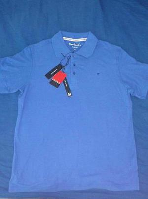 85cbacbc04 Camisa polo original da pierre cardin m