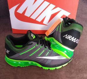 Tênis Nike Air Max Excellerate 4 Tam-42 grafite (original