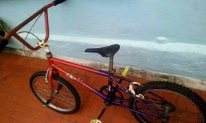 Bicicleta Caloi BMX Vai Junto Com Outro Guidão Reto e outro