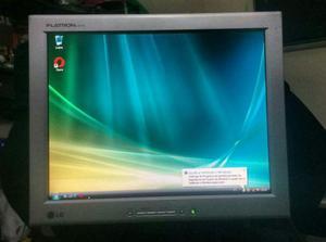 Monitor Lg Flatron L usado em perfeito estado