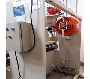 Prensa Viradeira Dobradeira Newton 2m X 3,2 Mm  Ton