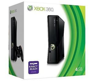 XBox 360 SLIM DESBLQ RGH, 1 CONTROL, 5 JOGOS, ACEITO PLAY 2