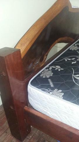 Vendo cama rustica