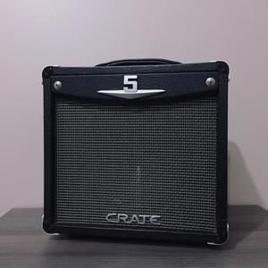 Crate V5 - Amplificador valvulado para guitarra