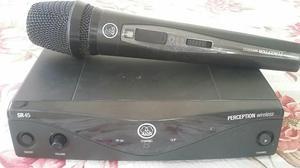KIT Microfone Sem Fio AKG PW 45 Vocal