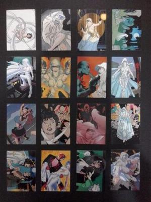 Coleção Cards Ghost (Dark Horse)