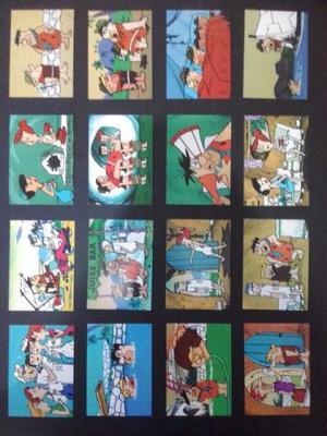 Coleção Cards Return Of The Flintstones