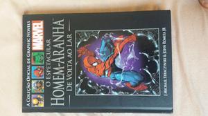 Coleção Salvat O Espectacular Homem Aranha - De Volta ao