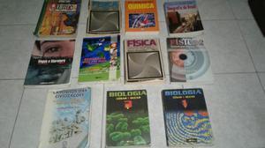 Coleção de livros do Ensino Médio