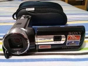 Filmadora Sony DCR-PJ6(Top de Linha) com PROJETOR DE IMAGEM