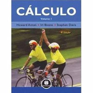 Livro de Calculo Anton Volume 1
