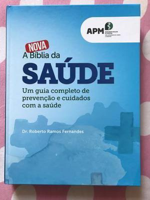 Livro de Medicina Bíblia da Saúde
