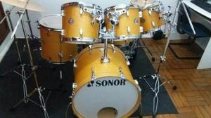 Bateria Sonor Force  Full Birch Special Edition 6 Peças