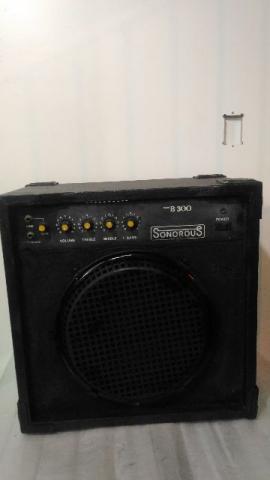 Cubo para contra baixo sonorus b 300