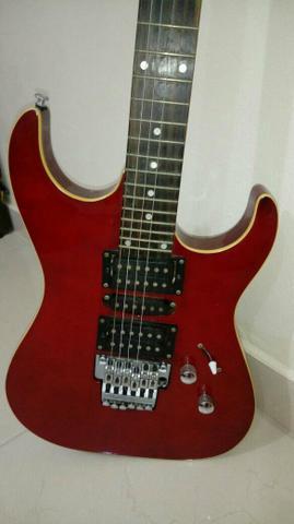 Guitarra groovin U.S.A micro afinação