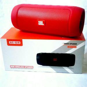 Caixa de som amplificado jbl charge 4