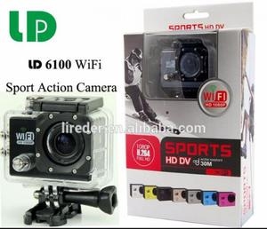 Câmera Filmadora Sports Cam Hd Dv