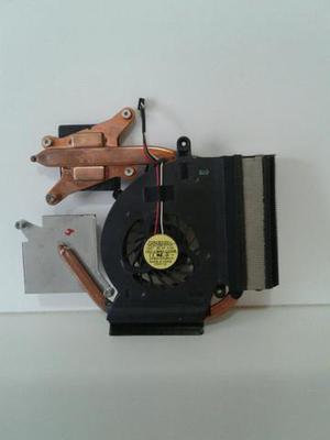Cooler ventoinha p/ notebook com Dissipador de calor