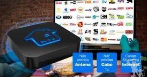 HTV BOX 5.4k lançamento