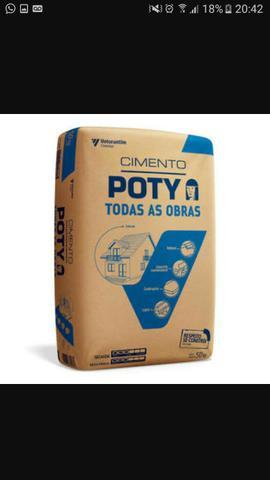 Cimento Poty, Cimento Montes Claros e Cal Megaó Mega