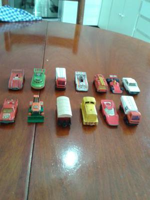 Colecao carrinhos matchbox anos