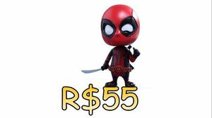 Cosbaby Hot Toys Deadpool