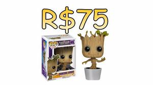 Funko Pop Groot Guardiões Da Galáxia