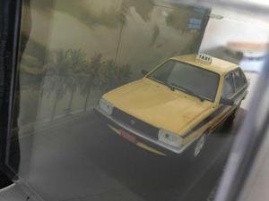 Miniatura taxi santana