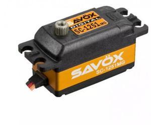 Servo Savox Sc Kg Engrenagem De Aço