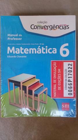 Coleção Convergências - Matemática - Ensino Fundamental