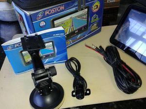 GPS Foston com TV Modelo FS 3D717DC 4gb 7 Polegadas