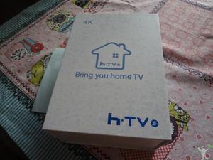 Htv5 Box Smart Tv Htv 5 Android 5.1 4k - Frete Grátis