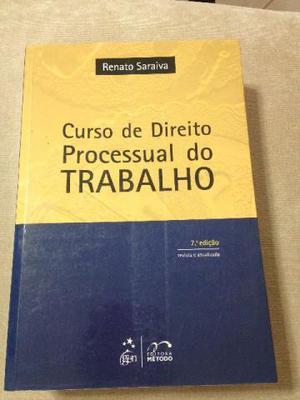 Livro Curso de Direito Processual do Trabalho